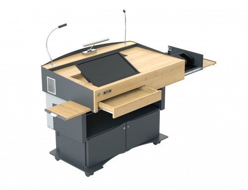 HKS Systemtechnik Medien-Möbel