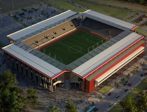 Stadion Offenbach Animation