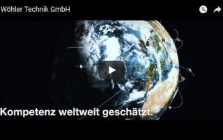 Woehler Unternehmensvideo Titelbild